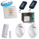 Visonic PowerMaster10 - Pack de alarma de la casa Powermaster10 GSM