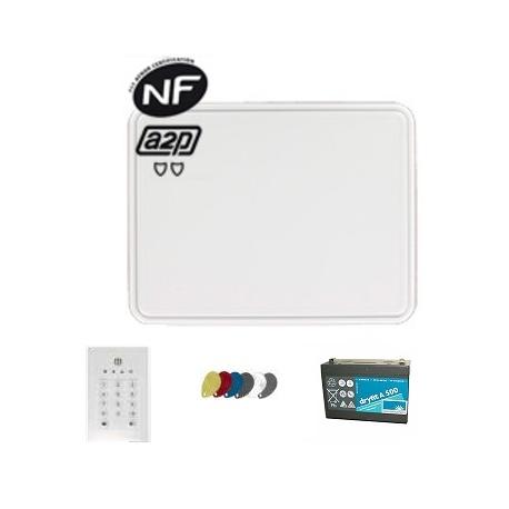 Total Connect - Alarm haus angeschlossen GSM/IP NFA2P