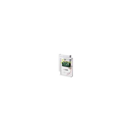 Vanderbilt SPCP332.300 - Cuadro de Cargador de batería (batería de 7Ah) 12V/1.5 a con tarjeta de 8 entradas / 2 salidas