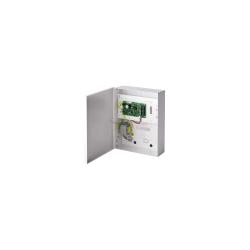 Vanderbilt SPCP333.300 - Cuadro de Cargador de batería (batería de 17Ah) 12V/1.5 a con tarjeta de 8 entradas / 2 salidas