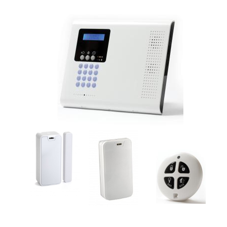Allarme casa NFA2P - Pack Iconnect IP / GSM F1 / F2