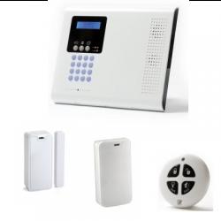 Pack de alarma Pack de alarma Iconnect RTC / IP para la vivienda tipo F1 / F2