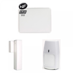 Pack Centrale Alarme Total Connect - Pack Centrale Alarme Total Connect GSM/IP NFA2P