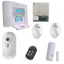 Visonic Alarm NFA2P
