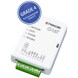 Trikdis G16T - Transmitter GSM alarm with smartphone app