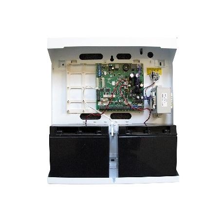 Erweiterungsmodul EXP-PSU 10 verdrahtete zonen mit der versorgung für alarm-I-ON Eaton