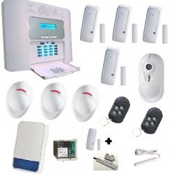 Alarme maison - Visonic PowerMaster 30 GSM NFA2P