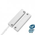 Alarm-detektor-blende alu NFA2P mit kabel