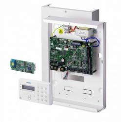 Pack Zentralen alarm Vanderbilt 8/32-zonen, integrierten WEB-server mit tastatur