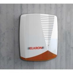 Elkron HPA700P - Sirena da esterno con flash e batteria