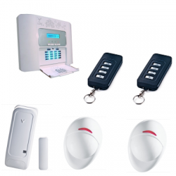 Visonic PowerMaster Alarm house