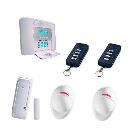 Visonic PowerMaster Alarma de la casa