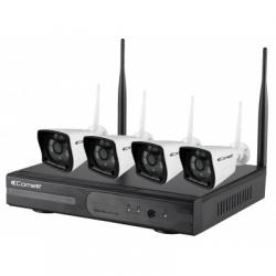 Comelit WIKIT040A - Pack vidéosurveillance wifi