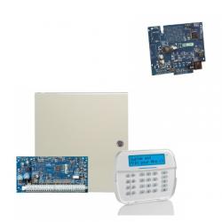 Alarme DSC NEO - NEO centrale hybride NFA2P avec carte IP