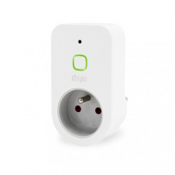 KONYKS - Getting connected to Wi-Fi with measurement of energy Priska+