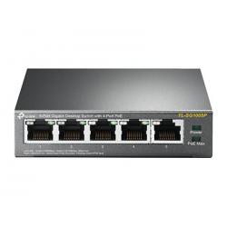TP-LINK Conmutador de 5 puertos POE