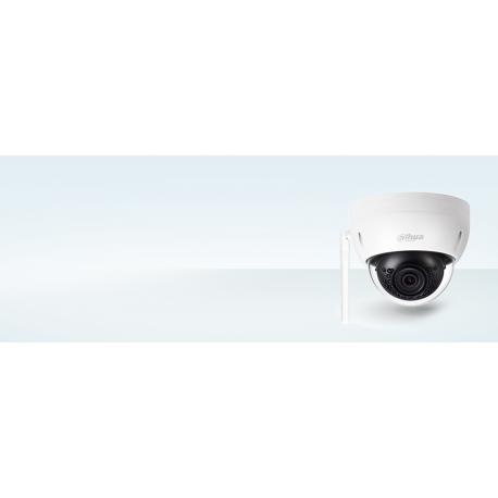 Dahua IPC-HDBW1320E-W - Dome to IP video surveillance / WI-fi 3 Mega Pixel