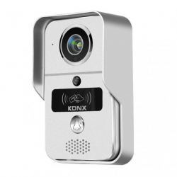 KONX KW02C - Porter video WiFi o Ethernet / IP del lettore di RFID