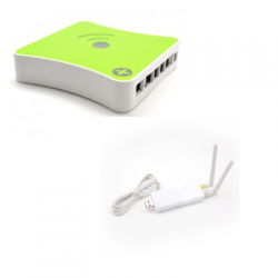 Eedomus Mehr RfPlayer - home-automation-Box Eedomus Mehr mit RfPalyer