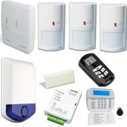 Allarme DSC ALEXOR - custodia tipo F3 con GSM