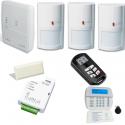 Alarm DSC - Pack DSC ALEXOR mit GSM-sender