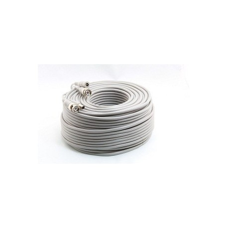 Network cable S/FTP CAT6A - Cord 50m