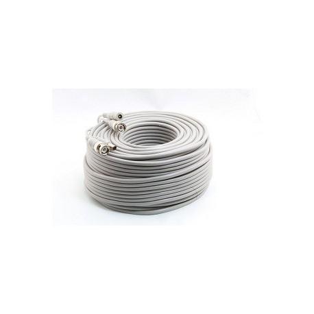 Câble vidéo KX6 10 mètres avec alimenation 12V
