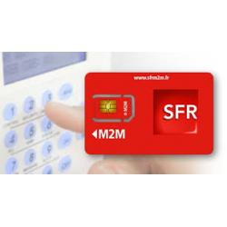 Abonnement M2M - Abonnement SFR 20 MO