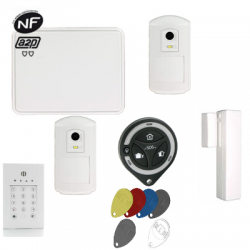 Kit alarme Total Connect - Alarme GSM / IP NFA2P