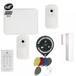 Kit alarme Total Connect - Alarme GSM / IP NFA2P