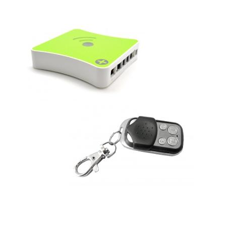 Eedomus - Eedomus Plus Box domotique avec télécommande