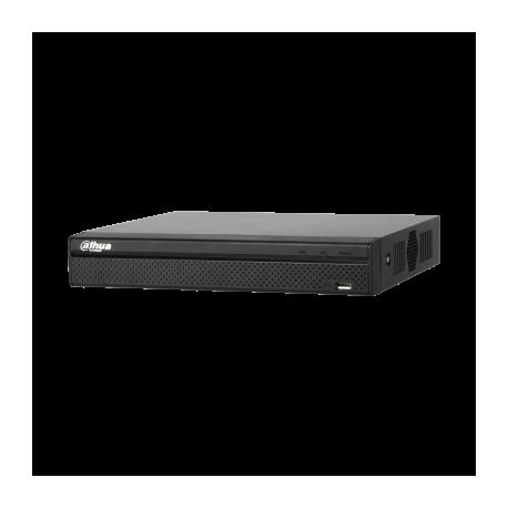 Dahua NVR2104-4P-S2 - Recorder vidéosurevillance 4-wege-POE