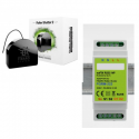 Fibaro FGR-222 - Module automatic rolling shutter Z-Wave and More with support for DIN rail