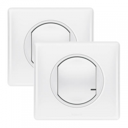 Legrand 067632 - comes and Goes wireless Legrand Céliane White