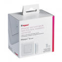 Legrand 077723 - ON / OFF Switch connected Mosaic white