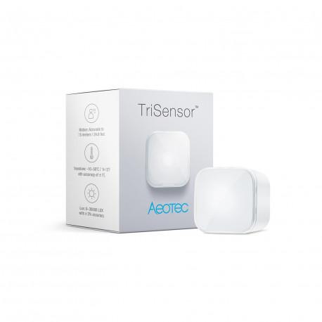 AEOTEC ZWA005 - Sensor multi-function 3-in-1 Z-Wave More TriSensor