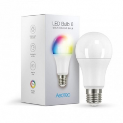 AEOTEC ZWA002 - Bulb RGB LED Z-Wave More
