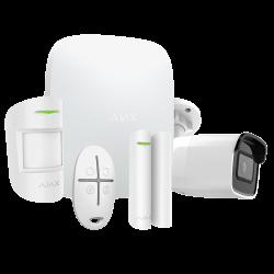 Allarme Ajax HUBKIT-W-CAM - Pack-allarme-IP / GPRS con fotocamera