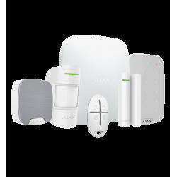 Alarm Ajax-BKIT-W-KS - Pack alarm-IP / GPRS mit innensirene