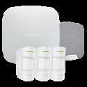 Pack Alarme Ajax - Pack alarme IP / GPRS avec sirène intérieure