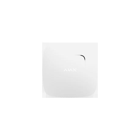 Alarme Ajax FIREPROTECT-W - Détecteur fumée blancir