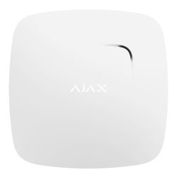 Alarm Ajax FIREPROTECTPLUS-W - Detector smoke and carbon monoxide white