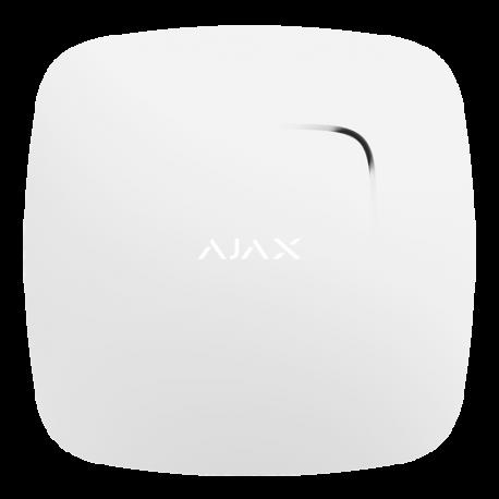 Alarm Ajax FIREPROTECTPLUS-W - Detector smoke and carbon monoxide white