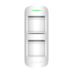 Alarma Ajax OUTDOORPROTECT-W - al aire libre Detector PIR blanco