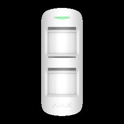 Alarme Ajax OUTDOORPROTECT W - Détecteur extérieur PIR blanc