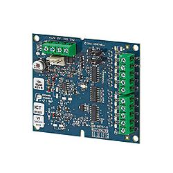Carta modulo 8 uscite transistorisées 50mA), può essere integrato nella casella Flex