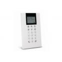 Risco RP432KP0200A - Keyboard alarm Panda wired LCD