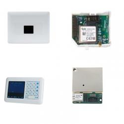 Visonic PowerMaster 33 EXP G2 - Centrale di allarme PowerMaster 33 EXP IP / GSM con tastiera