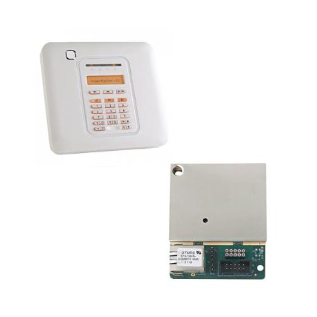 Alarme PowerMaster 10 Triple V19.4 - Centrale alarme IP