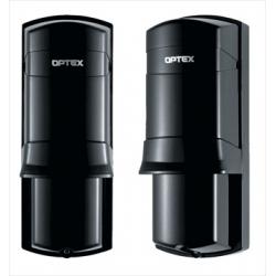 AX-100TFR accesorios optex - Barrera de INFRARROJOS 30m bajo consumo de energía 2 vigas de IP65